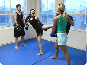 Kickboxing Classes in Chennai